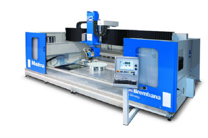 cnc machine for marnite industries